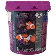 Морская соль Aquarium Systems Instant Ocean 20 кг для аквариума