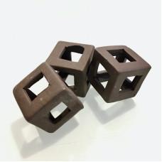 Декорация SUDO керамические кубики 3 шт.