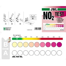 Тест для аквариума JBL Nitrite Test Set NO2